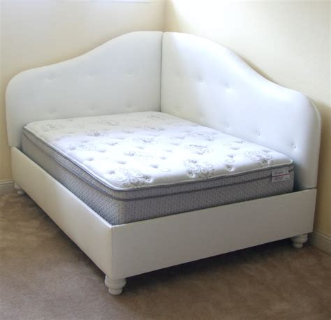 queen corner bed design your own upholstered daybed with these tips designed