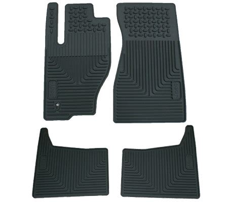 2006 Jeep Grand Laredo Floor Mats by All Things Jeep Mopar Front Rear Slush Mats For Jeep