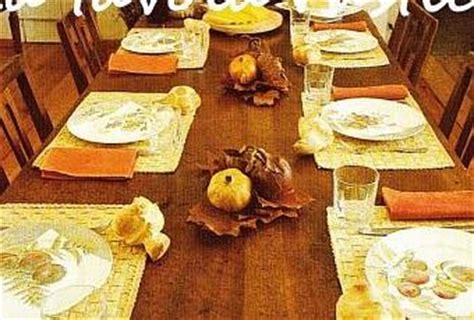 tavola rustica apparecchiata galateo la tavola rustica paperblog