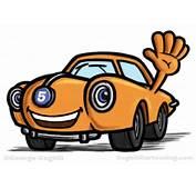 Fast Car Cartoon Clipart 43