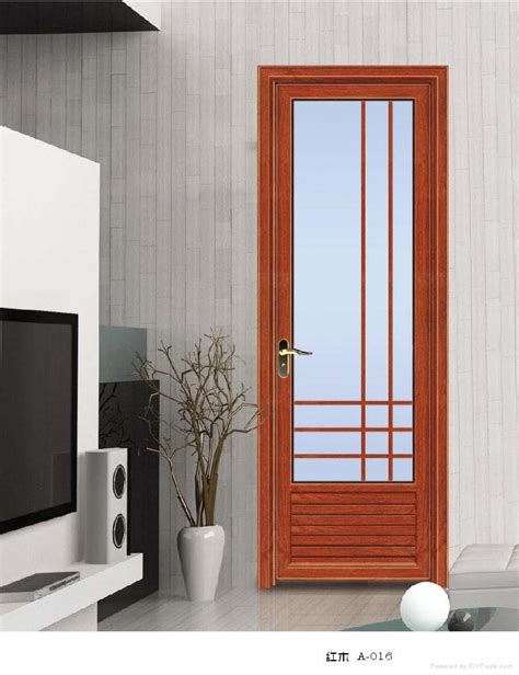 Aluminum Bathroom Door Glass Panel Ts 010 Tiansheng Bathroom Doors With Glass
