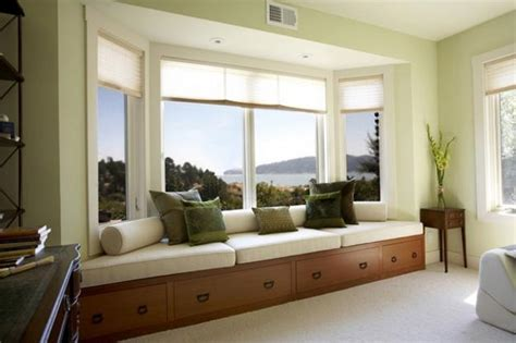 Best Built Windows Decorating 20 Built In Window Seat Designs And Window Decorating Ideas