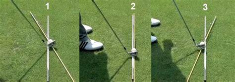 golf iron swing path ball flight laws