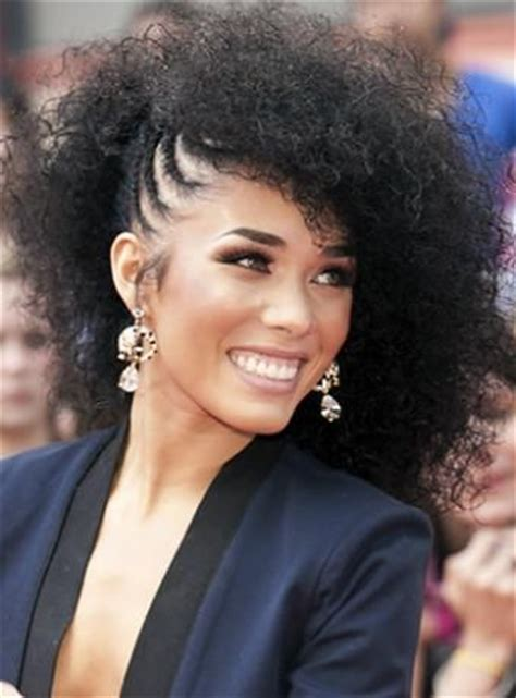 afro caribbean plaited hairstyles kreesha turner afro plaits hairdo hairstyle channel