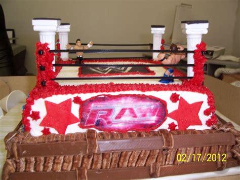 wwe cake wwe party ideas pinterest nice birthday cakes  birthdays