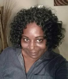 hairstyles curled in a circle crochet braids circle curls by model model this quick and