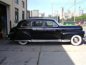 1949 Cadillac Series 75 Limousine For Sale Find Used 1949 Cadillac Fleetwood Limousine Series