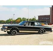 1987 Chevrolet Caprice  Lowrider Magazine