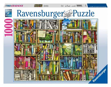 magisches b 252 cherregal 1000 teile querformat puzzle