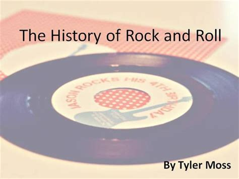 rock powerpoint themes the history of rock and roll 1 authorstream