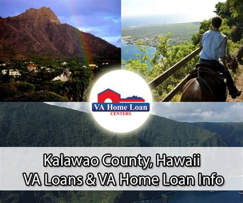 kalawao county hawaii va home loan info va hlc