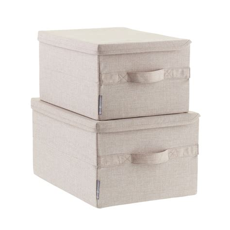 decorative cardboard storage boxes home organization 28