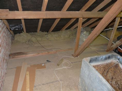 Loft Floor Joist Strengthening by Timber To Timber Joints To Strengthen Loft Floor