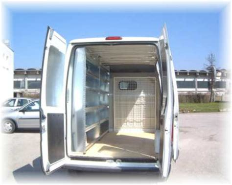 scaffali per furgoni arredo per furgoni lagonerino it lagonerino engineering