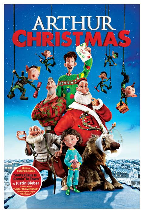 christmas movies great fun etc christmas movie nights arthur christmas