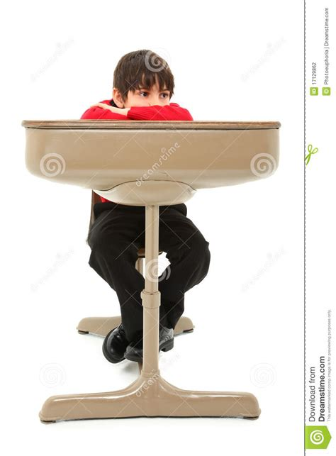 Child Desk Student Work Stock Photography Image 17129862 Student Work Desk