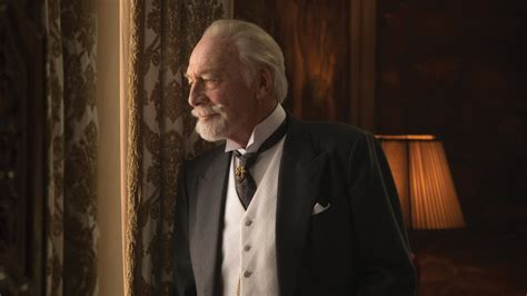 The Exception christopher plummer the exception at why so