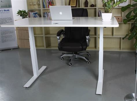 white standing desk standing desk frame height adjustable standing desk frame