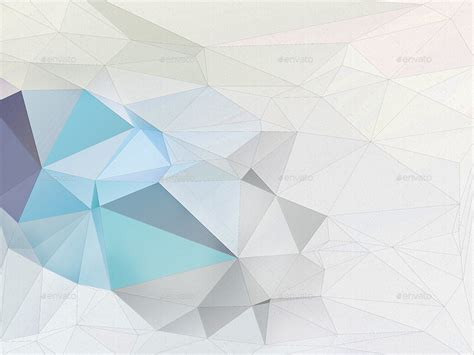Minimalist Polygonal Backgrounds Vol 2 By Aleksandra Betep Minimalist Blue Background Powerpoint Background