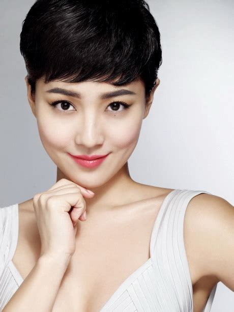 korean hairstyle for round face female 2016 korean short hairstyle for women