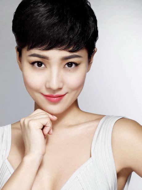 hairstyle for short hair kpop korean short hairstyle for women