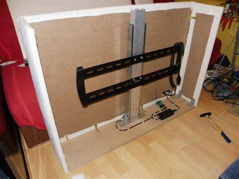 Homemade Tv Lift Myideasbedroom Com