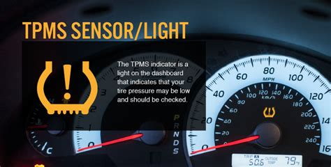 tire pressure sensor light my tpms light came on what do i do bridgestone tires