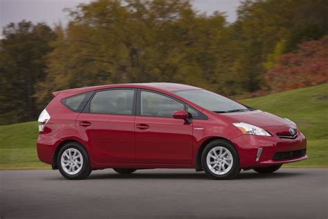 toyota canada inc office prius v expands iconic hybrid family of vehicles