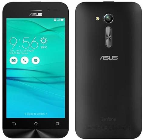 asus zenfone go zb452kg features a 4 5 inch display with