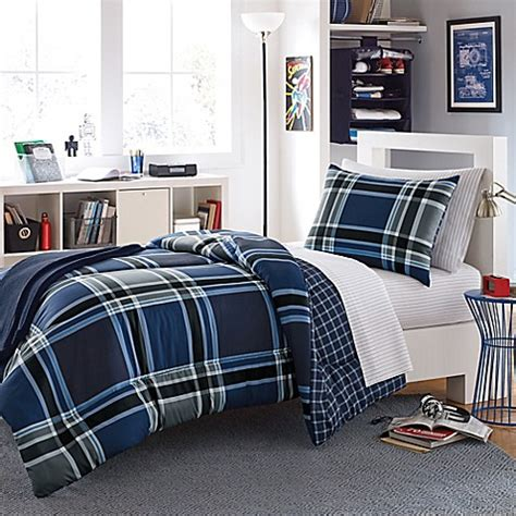 dorm comforter sets lucas reversible dorm comforter set bed bath beyond