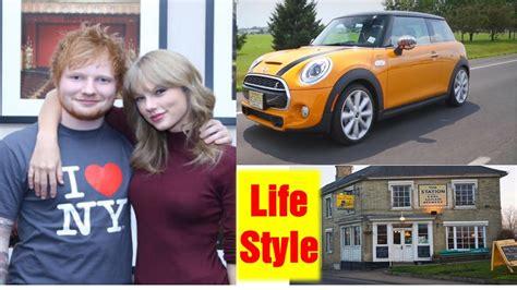 ed sheeran biography youtube ed sheeran girlfriend biography house cars income and