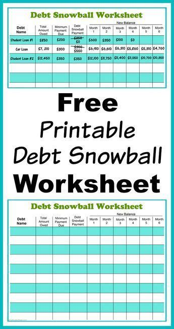Free Debt Snowball Spreadsheet by 25 Best Ideas About Debt Snowball On Dave