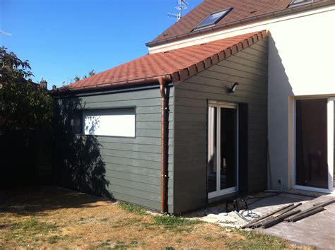 veranda 19m2 nos r 233 alisations d extensions de maison ossature bois