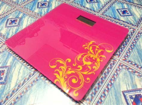 Timbangan Berat Badan Warna Pink neqchue mana elok penimbang digital atau penimbang jarum