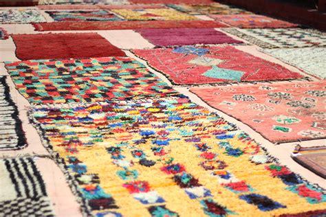 rug vendors 48 hrs in marrakech part i see erika brechtel