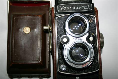 1957 yashica mat copal mxv 6 215 6 tlr lens reflex