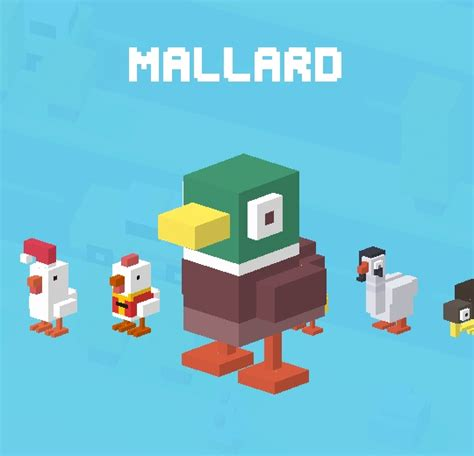 crossy road how to get every character image gallery korean characters crossy road