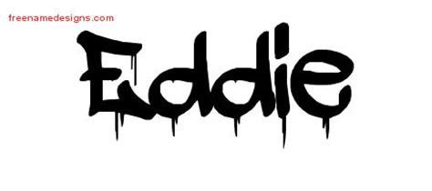 tattoo name eddie graffiti name tattoo designs eddie free lettering free