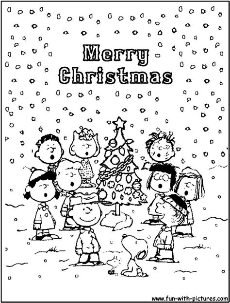 merry christmas charlie brown coloring pages charlie brown christmas coloring pages bing images love