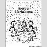Charlie Brown Christmas Coloring Pages | 736 x 966 jpeg 130kB