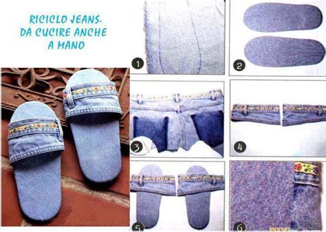 Sepatu Jhon Project Mocassin Originalsepatukulitsepatukerjasepatufo pantuflas con mezclilla reciclada ideas creativas diy tes fai da te and moda