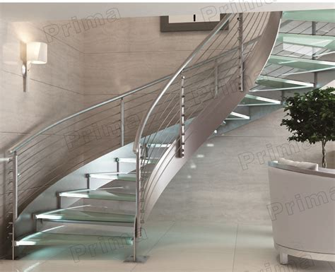 Helical Stairs Design Helical Stairs Spiral Staircase Prices Curved Glass Stair Buy Curved Glass Stair