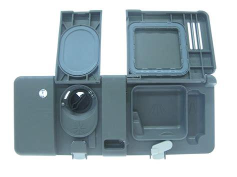 Dispenser Electrolux electrolux zanussi dishwasher detergent dispenser fhp