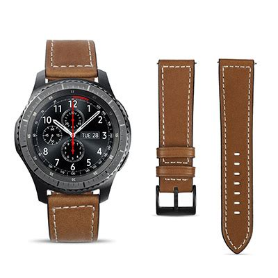 7 best samsung gear s3 leather bands and straps