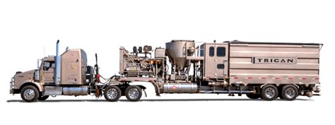hydration unit for sale fracturing trican well service
