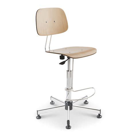 sgabello da lavoro sgabello da lavoro ergonomico e regolabile mod 1215