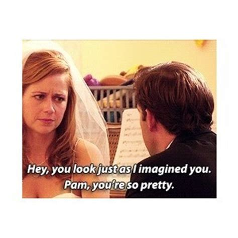 Wedding Quotes The Office by Jim And Pam Wedding Quotes Quotesgram