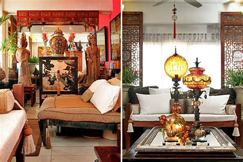 maximalist style a two bedroom condo with asian antiques and maximalist