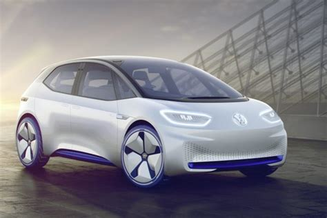vw 2020 car meet the vw id electric car 300 plus mile range in 2020