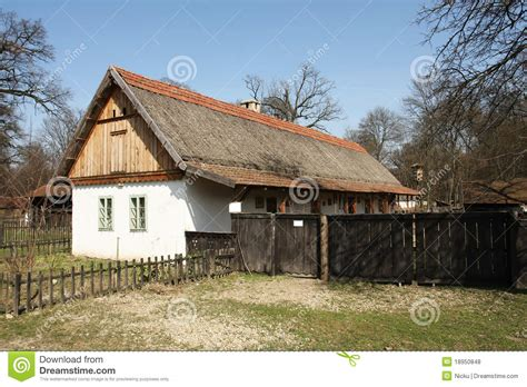typical houses in your country europe traditional eastern europe country house royalty free